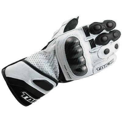 《鼎鴻》RS TAICHI NXT050 KID'S GP-ONE RACING GLOVE 兒童用賽車手套 黑白