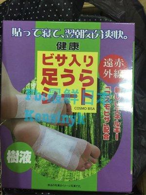 代買日本樹液足貼布(36枚) 腳底貼布*肩*腰*膝*肘*
