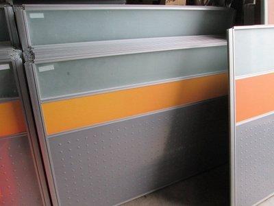OA屏風 辦公室屏風 辦公桌隔屏 2.5公分OA屏風 二手OA屏風 辦公桌屏風 薄屏風 二手辦公桌