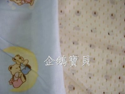 @企鵝寶貝二館@100%純天然乳膠床墊~嬰兒床床墊(加厚)*1+床墊布套*1