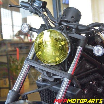 【MVP摩托精品】HONDA REBEL500 REBEL 500 大燈保護罩 大燈護目鏡 護片 燈膜可參考