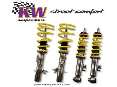 【樂駒】KW Street Comfort 街道舒適版 SKODA  Superb III 有原廠電子懸吊系統 避震
