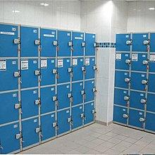亞毅 18人游泳池櫃 置物櫃ABS塑鋼櫃 ABS密碼鎖塑鋼櫃 鑰匙櫃 投幣式塑鋼櫃 收費式塑鋼櫃