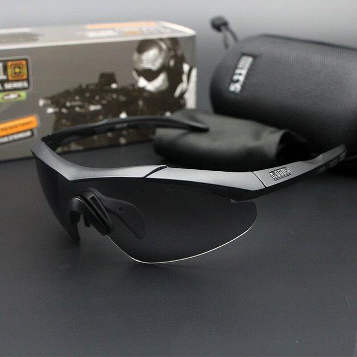 【購物百分百】新款護目鏡 戰術射擊防彈眼 鏡騎行眼鏡 52058抗沖擊軍迷眼鏡