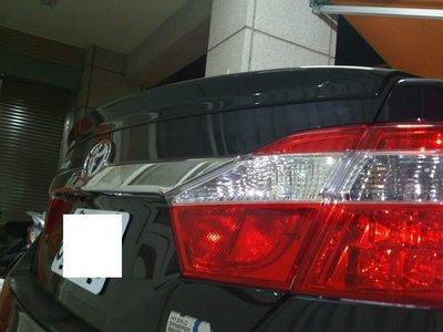 (松鼠的天堂) TOYOTA 七代 2012 New Camry Hybrid 寬版尾翼 鴨尾 台中市