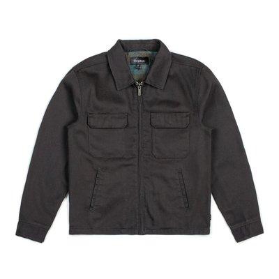 Brixton - CENTRO JACKET 黑色 夾克 現貨販售【 LOYALTY 】