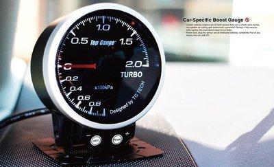 CS車宮車業 Top Gauge 多功能 渦輪表 免接感應器 專用接頭對接 各車系-歡迎詢問