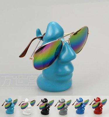 遇見❥便利店 小迷你眼鏡展示架 眼鏡展示架 眼鏡鼻托 眼鏡小模特 樹脂(規格不同價格不同請諮詢喔)