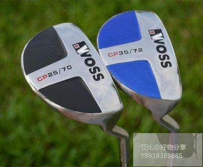 亚比@好物分享 日本高爾夫球桿WOSS高爾夫切推桿CHIPPER果嶺切神器35度45度55度