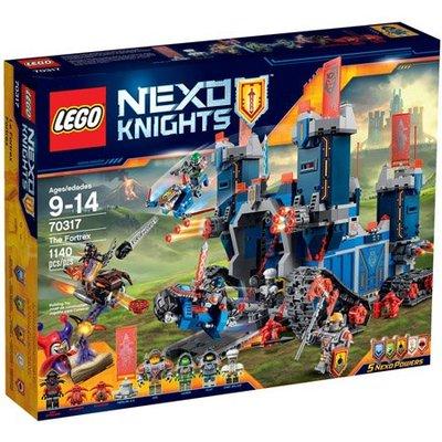 【積木王國】LEGO樂高 未來騎士團系列 未來騎士移動要塞 70317