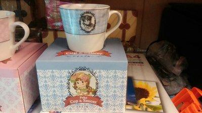 【缺貨】【壬成洋行】 Cup&Saucer 不二家牛奶妹 peko復古造形/咖啡杯組 慕夏風 下午茶組 一盒