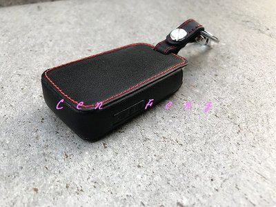 涔峰CF☆(兩按鍵)19年 MAZDA3 馬自達3 四代 4代目 KEYLESS皮套 鑰匙皮套 免鑰匙啟動皮套 保護套