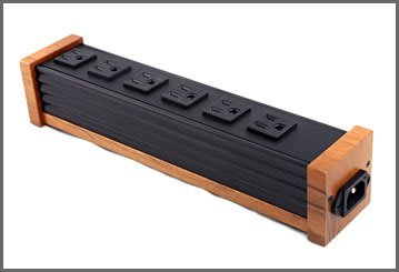 【高雄富豪音響】瑞士原裝SwissCables Reference Power Bar電源6孔插排