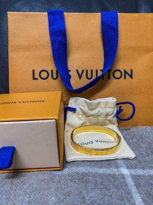 Louis Vuitton Nanogram 水晶手觸