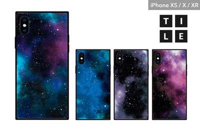 日本代購! 浪漫星空玻璃面手機殼(iPhone)