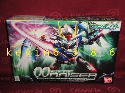 東京都-BB戰士-SD鋼彈- 00 GUNDAM+0 RAISER 00強化模組(NO:322)現貨