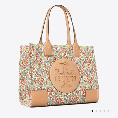 Tory Burch mini 托特包 $6580/個  Height:26.5X34X11💙