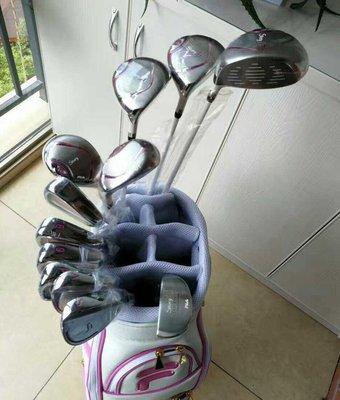 高爾夫球桿新款女士FILA斐樂 Taylormade泰勒梅 高爾夫球桿 全套套桿 鐵木桿
