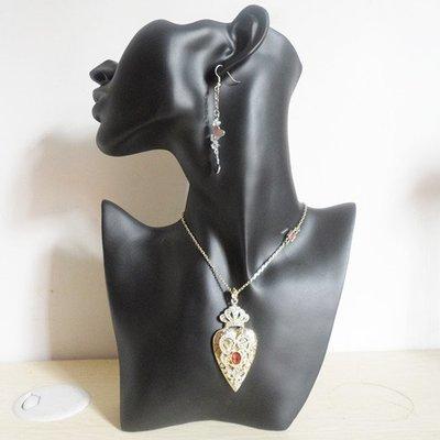 遇見❥便利店 模特 耳環模特 珠寶項鏈展示模特 項鏈模特 耳環 模特(規格不同價格不同請諮詢喔)