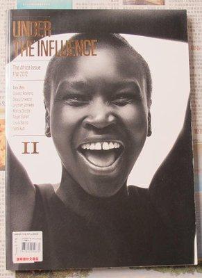 歐美流行文化雜誌 UNDER THE INFLUENCE 秋冬號 2012