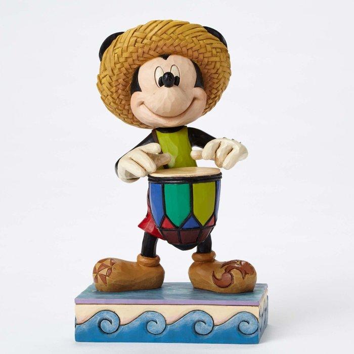🗽Dona美國代購🗽預購 Enesco 迪士尼米奇打鼓 塑像 公仔擺飾裝飾
