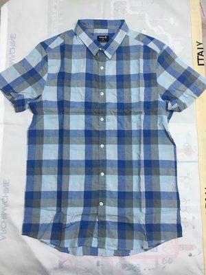 [SSS] 衝浪品牌 Hurley 格子襯衫-2
