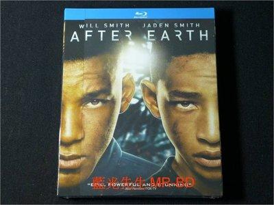 [藍光BD] - 地球過後 After Earth 4K2K超清版 ( 得利公司貨 )