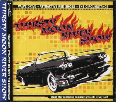 K - Valve Drive / Attracive Red Shoes - Thirsty M - 日版 - NEW