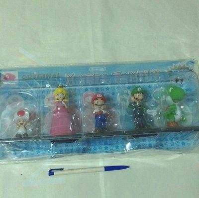 任天堂 超級瑪莉兄弟 瑪莉歐 公仔 玩具 模型 絕版