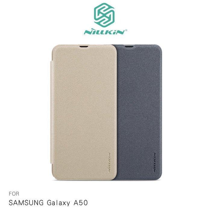 *PHONE寶*NILLKIN SAMSUNG Galaxy A50/A30 星韵皮套 超薄皮套 手機殼 保護殼