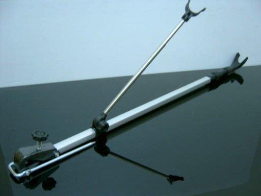 #萬粘大樓# 1.5米鋁制釣竿架