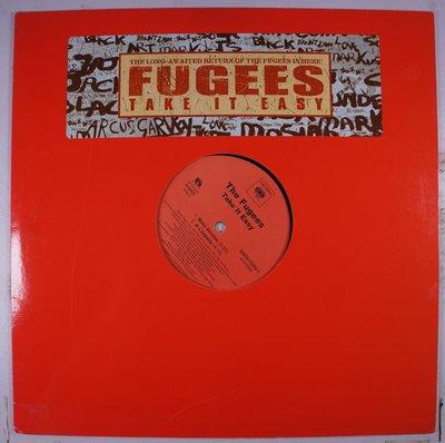 《二手美版單曲黑膠》Fugees – Take It Easy