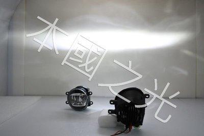 oo本國之光oo 全新 TOYOTA 豐田 PREVIA 專用 全LED 霧燈 高品質 高亮度 一對