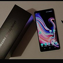 行貨車Samsung Note 9 (Black)