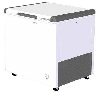LIEBHERR 德國利勃 【EFL-1505】136公升 2尺1 上掀密閉冷凍櫃~運送每一區域~運費另計