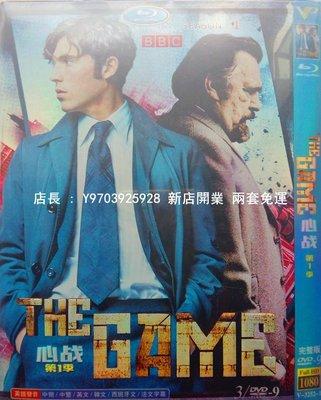 高清DVD音像店 美劇 心戰 Season1 ( Gemma Chan / Brian Cox )/ 盒裝 兩套免運