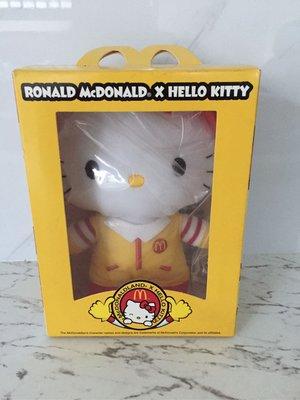 麥當勞hello kitty 娃娃