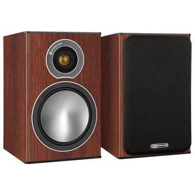 [紅騰音響]Monitor audio Bronze 1 喇叭(另有新款Bronze 50)來電漂亮價