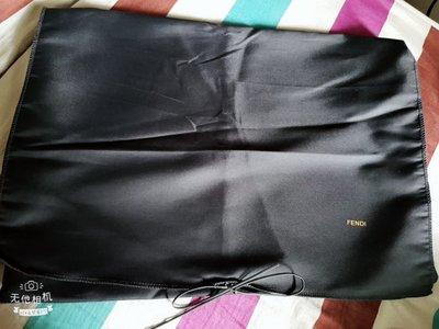 FENDI正品橫式包包收納袋