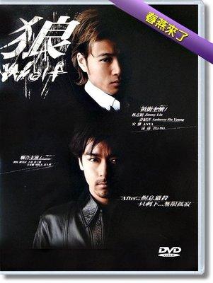 JAY=DVD【狼】〈林志穎、許紹洋、安雅〉│正版公司貨