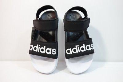 =小綿羊= ADIDAS ADILETTE SANDAL 黑白 F35416 愛迪達 男生 女生 涼鞋 主打款 新北市