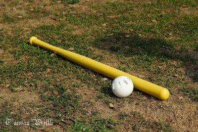 (超威威浮球)東森&民視體育新聞專訪*超威*威浮球(Wiffle Ball) 6球(1刮)+1黃棒含運=680元