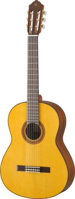 造韻樂器音響- JU-MUSIC - 全新 YAMAHA CG162S 古典吉他