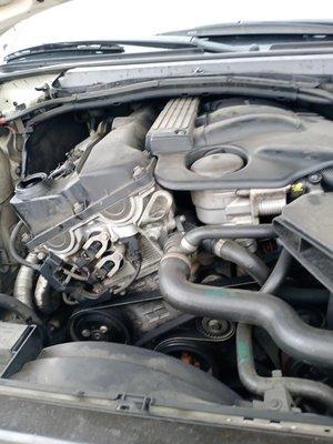BNW E46 318 2.0 N42 全車拆賣 零件車       噴水桶
