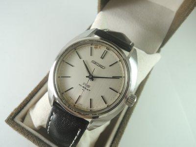 【汎德名錶】真品 精工 SEIKO 男錶 KING SEIKO HI-BEAT 不鏽鋼 銀白色面 日期 手上鏈 本店保固