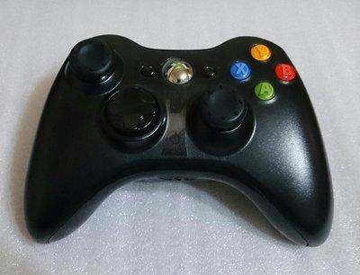 2件免運 原廠 XBOX360 無線手把 控制器(黑色)