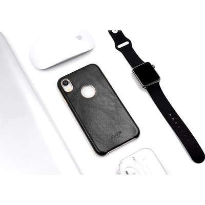 IPhone XR 保護殼 手機殼 保護套手機套皮套背蓋保護蓋 SpoM客製化 義大利真皮皮革 IXR