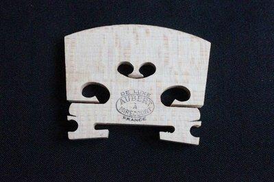 *雅典樂器世界* 小提琴專業維修 更換法國琴橋 AUBERT-DE LUXE