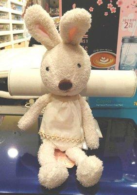 換裝法國兔公仔