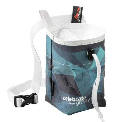 奧地利 AUSTRIALPIN PAPNU Chalk Bag 紙粉袋(攀岩藍)